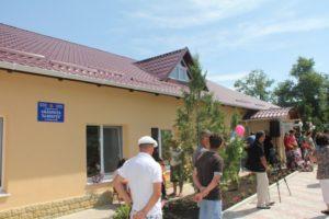 Deschiderea grădiniței de la Drăsliceni după reparație