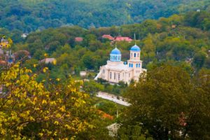 Imagini ale satelor și unor instituțiilor din com. Drăsliceni